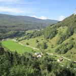 Great views like this all over the Vercors Region