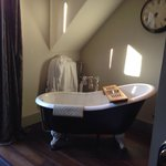 Bath in the room