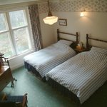 Owl, twin bed room