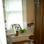 Four bath and shower rooms no ensuite at Greystones