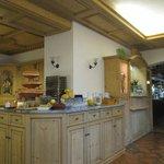 Hotel Rebstock - Prima colazione