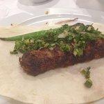 Adanah kebab 0.5 portion