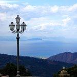 Panorama dal Santuario di Gibilmanna