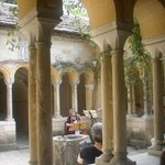 The Cloisters at Iford