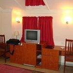 Room area-upstair room
