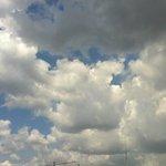 beautiful cloudy day