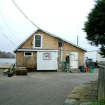 Sanders Lobster Pound, Portsmouth NH - 11-07-2013