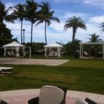 Volley Ball, Barbecue and Cabanas