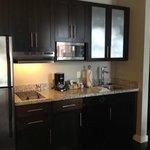 Very nice kitchen area