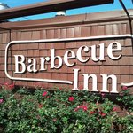 Barbeque Inn Sign