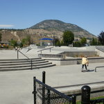 skateboard park 5-minute walk