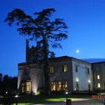 Solis Lough Eske Castle by Moonlight
