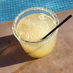 poolside margarita