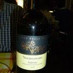 Bottle of wine for 5 Euros