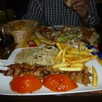Kebab Aksaray Istanbul