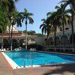 Magnífica piscina