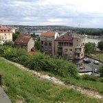 Смотровая площадка в Белграде