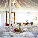 Summer Pavilion for romantic weddings
