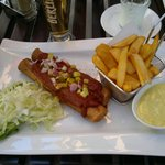 HEat Berlin Currywurst