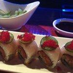 Spicy Hamachi Roll