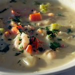The best chowder you'll ever have!