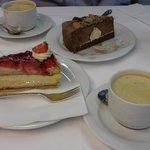 cappuccino & torte
