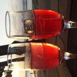 Drink do Pôr do Sol