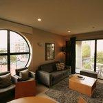 3 Bedroom Loft Living room