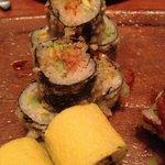 Tempura Buttefish Makimono