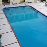La piscina de show