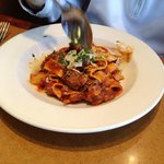 Pappardelle Pasta with Braised Beef (shortribs boneless)