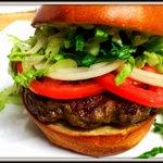 The Riviera Signature Burger