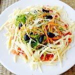 Tomato & cheese salad