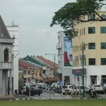 Another streetscape in Kuching