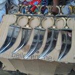 Traditional Knives (Khanjar)