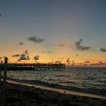 Sonnenaufgang am Key Colony Beach