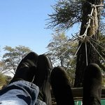 Hammock chill-out