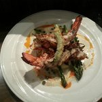 grilled lobster special. amazing!!