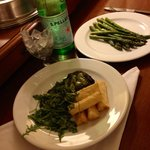 Room service exceeded my expectations. Dinner was great ��