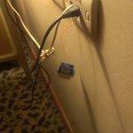 Very dodgy electrics!
