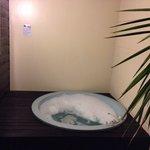 Ottima vasca privata ma idromasaggio non disponibile dopo le 10pm