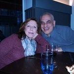 al ristorante con mia moglie