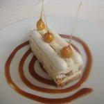 Noisettes & Noix,caramel,crème Glacée Vanille