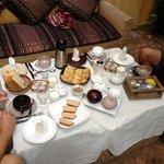 Fabuleux petit déjeuner