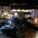 lugger by night