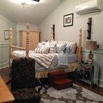 Spencer Room - King size bed