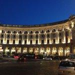 Exedra Rome. Front.