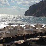 Камари пляж