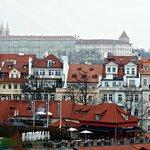 Привычные для Праги крыши