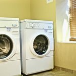 Free Guest Laundry